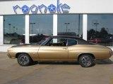 1970 Chevrolet Chevelle Medium Gold