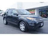 2013 Tuxedo Black Metallic Ford Explorer FWD #68889795