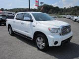 2011 Super White Toyota Tundra Limited CrewMax 4x4 #68890183
