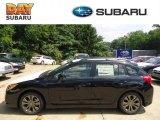 2012 Obsidian Black Pearl Subaru Impreza 2.0i Sport Premium 5 Door #68889744