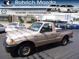 1998 Mazda B-Series Truck B2500 SX Regular Cab