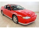2000 Torch Red Chevrolet Monte Carlo Limited Edition Pace Car SS #68890085