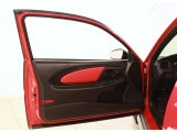 2000 Chevrolet Monte Carlo Limited Edition Pace Car SS Door Panel