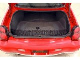 2000 Chevrolet Monte Carlo Limited Edition Pace Car SS Trunk
