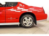 2000 Chevrolet Monte Carlo Limited Edition Pace Car SS Wheel
