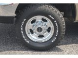 2000 Ford F250 Super Duty Lariat Extended Cab 4x4 Wheel
