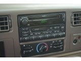 2000 Ford F250 Super Duty Lariat Extended Cab 4x4 Audio System