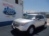 2013 Ingot Silver Metallic Ford Explorer FWD #68953990