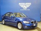 2009 Montego Blue Metallic BMW 3 Series 328xi Sedan #68953914