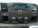 2008 Chevrolet Silverado 1500 LS Crew Cab 4x4 Controls