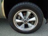 2008 Chevrolet Silverado 1500 LS Crew Cab 4x4 Custom Wheels
