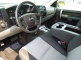 2008 Chevrolet Silverado 1500 LS Crew Cab 4x4 Dark Titanium Interior