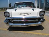 1957 Chevrolet Bel Air Imperial Ivory