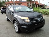 2013 Tuxedo Black Metallic Ford Explorer Limited 4WD #68954039