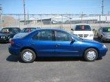 2003 Arrival Blue Metallic Chevrolet Cavalier Sedan #6895482