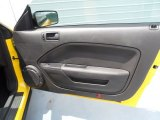 2006 Ford Mustang V6 Deluxe Coupe Door Panel
