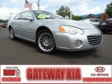 2003 Ice Silver Pearlcoat Chrysler Sebring LXi Coupe #68988472