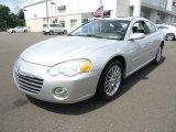 2003 Chrysler Sebring Ice Silver Pearlcoat