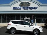 2013 Oxford White Ford Escape SE 1.6L EcoBoost 4WD #68988107