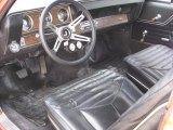 Oldsmobile 442 Interiors