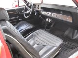 Oldsmobile 442 Interiors