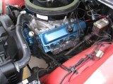 Oldsmobile 442 Engines