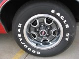 Oldsmobile 442 Wheels and Tires
