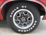 Oldsmobile 442 1970 Wheels and Tires