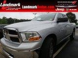 2011 Bright Silver Metallic Dodge Ram 1500 SLT Quad Cab #68988091