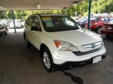 2009 Taffeta White Honda CR-V EX 4WD #68988241