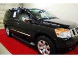 2012 Galaxy Black Nissan Armada SL 4WD #68988054