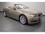 2009 Platinum Bronze Metallic BMW 3 Series 328i Convertible #68988233