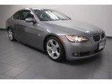 2008 Space Grey Metallic BMW 3 Series 328i Coupe #68988231