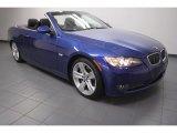 2009 Montego Blue Metallic BMW 3 Series 335i Convertible #68988226