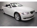 2011 Mineral White Metallic BMW 3 Series 328i Convertible #68988224