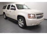 2011 Summit White Chevrolet Suburban LTZ #68988223