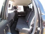 2010 Toyota Tundra TRD Rock Warrior Double Cab 4x4 Rear Seat