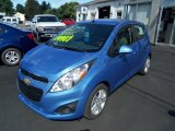 Chevrolet Spark 2013 Data, Info and Specs