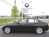 2012 Jet Black BMW 3 Series 328i Sedan #68988186