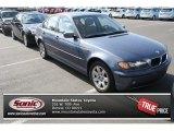 2005 Silver Grey Metallic BMW 3 Series 325xi Sedan #68987978