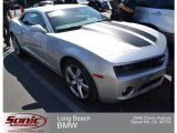 2010 Silver Ice Metallic Chevrolet Camaro LT/RS Coupe #68988149