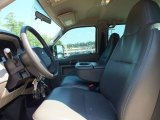 2010 Ford F350 Super Duty XL Crew Cab 4x4 Dually Front Seat