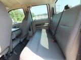 2010 Ford F350 Super Duty XL Crew Cab 4x4 Dually Rear Seat