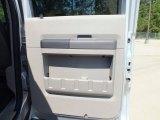 2010 Ford F350 Super Duty XL Crew Cab 4x4 Dually Door Panel