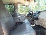 2010 Ford F350 Super Duty XL Crew Cab 4x4 Dually Medium Stone Interior