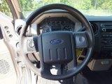 2010 Ford F350 Super Duty XL Crew Cab 4x4 Dually Steering Wheel