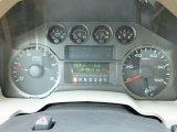 2010 Ford F350 Super Duty XL Crew Cab 4x4 Dually Gauges