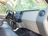 2010 Ford F350 Super Duty XL Crew Cab 4x4 Dually Dashboard