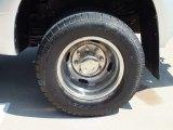 2010 Ford F350 Super Duty XL Crew Cab 4x4 Dually Wheel