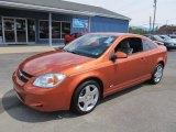 2007 Sunburst Orange Metallic Chevrolet Cobalt SS Coupe #69029322